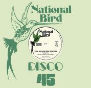 Yabby You - Tell Us Our Past History / Dubplate Mix (National Bird/ Pressure Sounds) UK 10""